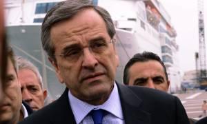 Σαμαράς: Συμφωνία γρήγορα και όχι πάλι θέατρο δήθεν διαπραγμάτευσης