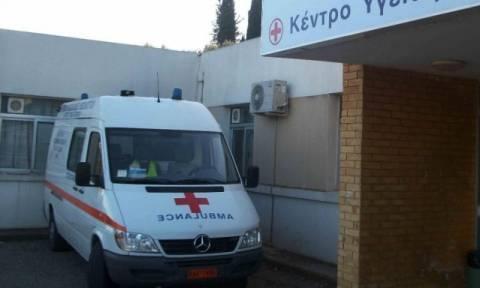 Χωρίς καύσιμα τα ασθενοφόρα στα Κέντρα Υγείας σε Στερεά και Θεσσαλία