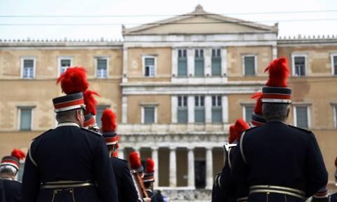 Φωτογραφίες από την μαθητική παρέλαση στην Αθήνα