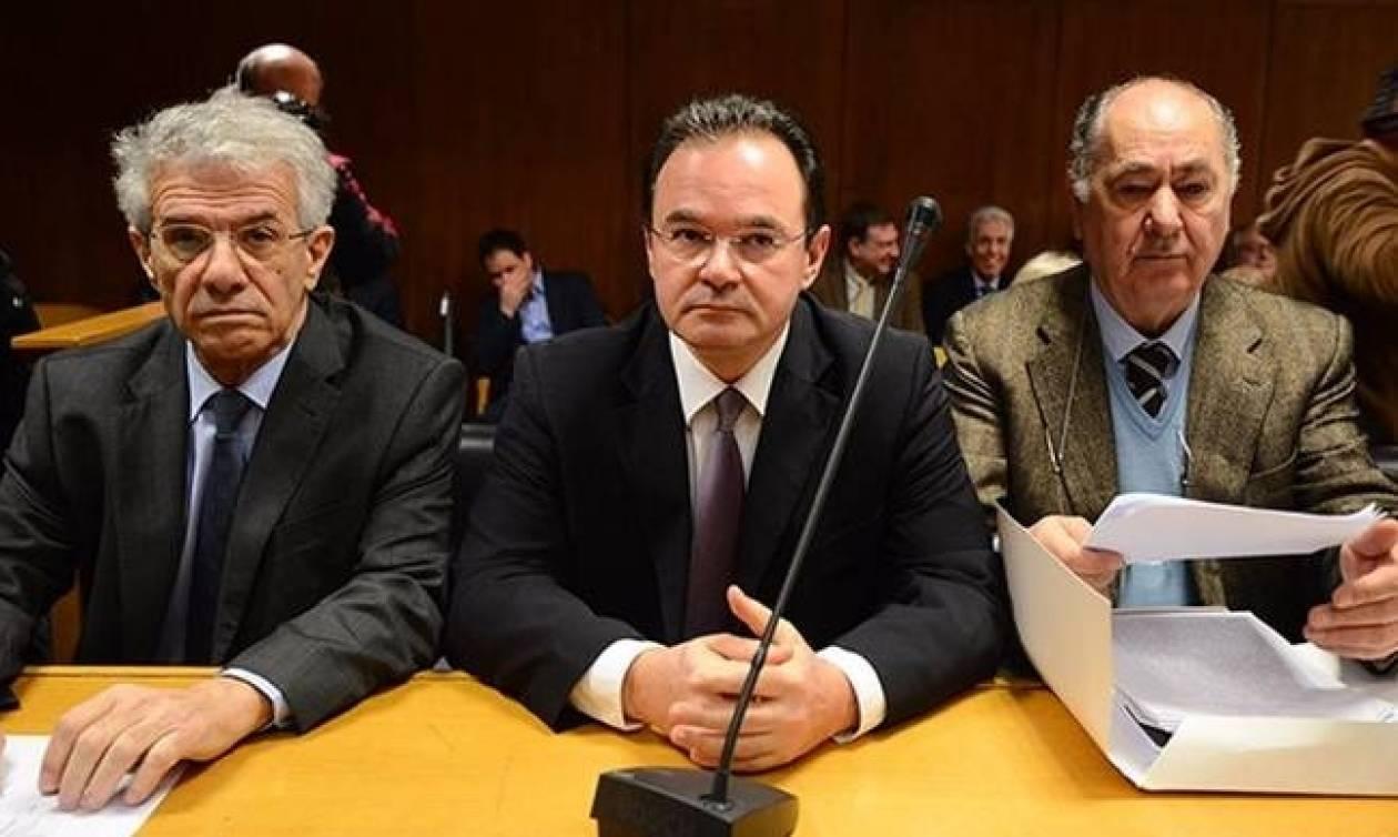 Ποινή - σκάνδαλο: Φυλάκιση ενός έτους με αναστολή στον Παπακωνσταντίνου