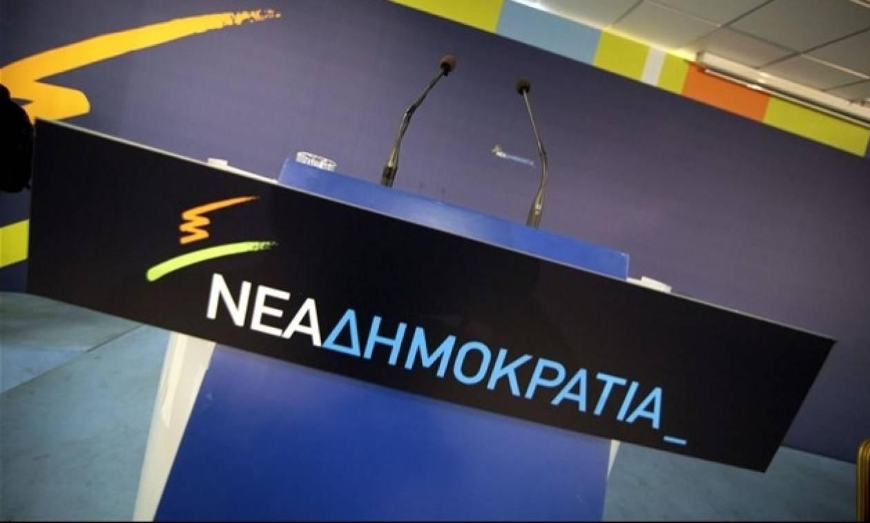 ΝΔ: Η κυβέρνηση δεν τολμά να φέρει τη συμφωνία για ψήφιση