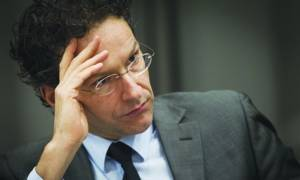 Ντάισελμπλουμ: Οι συζητήσεις με την Ελλάδα σημειώνουν πρόοδο