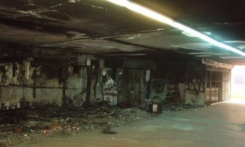 Βομβαρδισμένο τοπίο οι υπόγειες διαβάσεις της Λεωφόρου Συγγρού (Photos)