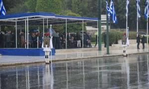 Ολοκληρώθηκε η στρατιωτική παρέλαση της 25ης Μαρτίου