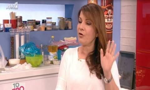 Το απίστευτο ξέσπασμα της Μπαρμπαρίγου on air στο Πρωινό!