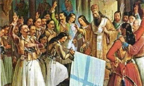 «Ο Θεός έβαλε την υπογραφή του για την λευτεριά της Ελλάδας και δεν την παίρνει πίσω»