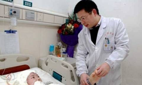 Κίνα: Παράσιτο 8 εκατοστών ζούσε μέσα στον εγκέφαλό της!