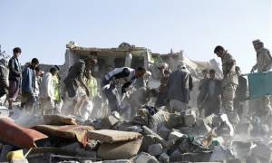 Υεμένη: Στρατιωτική επέμβαση με τη συμμετοχή της Σαουδικής Αραβίας και της Ιορδανίας