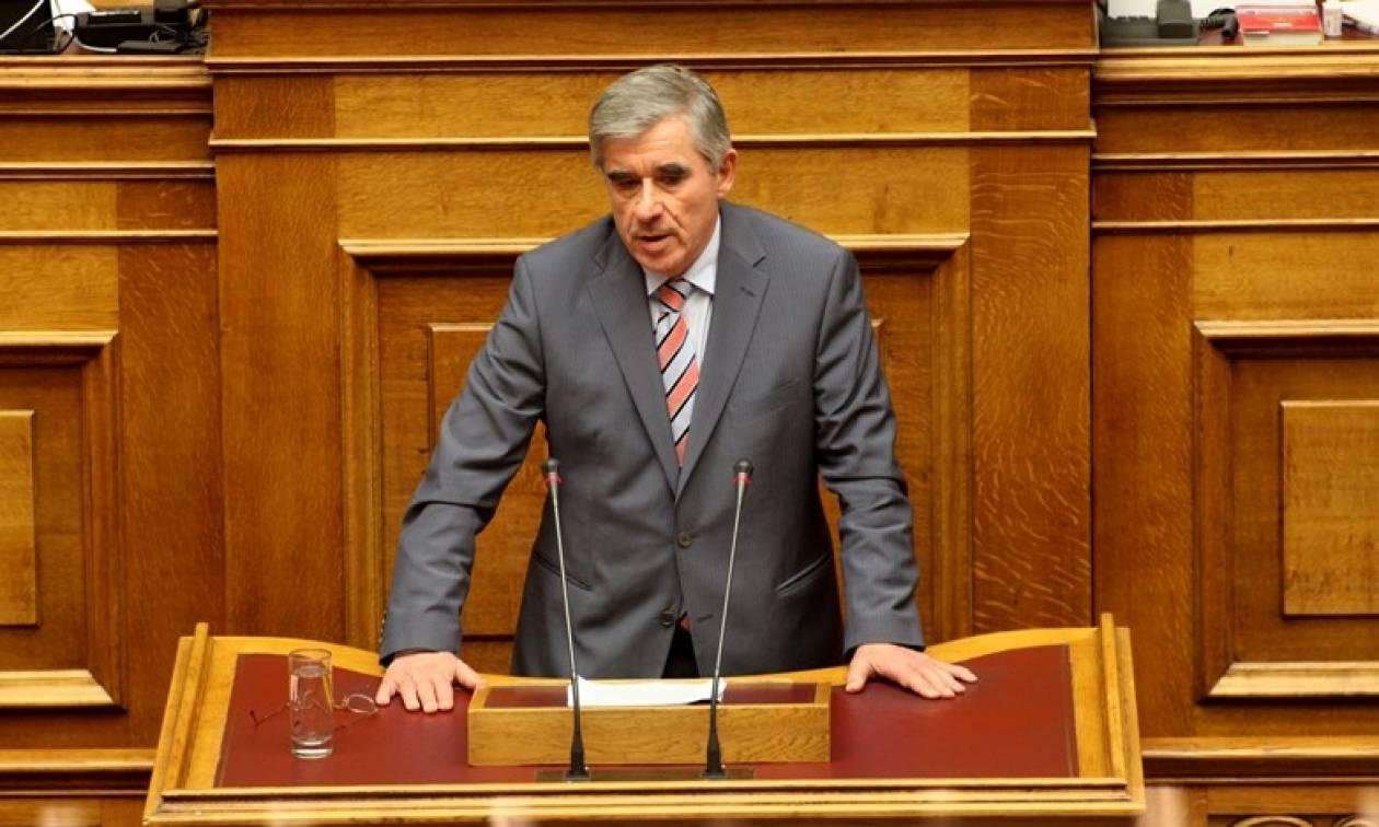 Νικολούδης: Ως υπουργός Επικρατείας δεν μπορώ να ελέγξω τα πόθεν έσχες βουλευτών