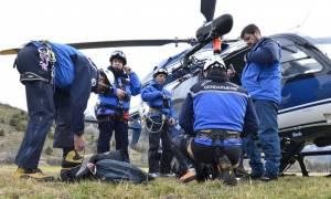 Συντριβή αεροπλάνου στη Γαλλία: Ο κυβερνήτης έμεινε μόνος στο πιλοτήριο
