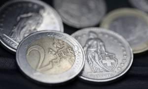 Η SNB έριξε 25,8 δισ. φράγκα για να στηρίξει την ισοτιμία με το ευρώ