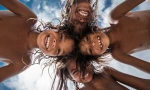 Οι νομάδες της θάλασσας (photos)