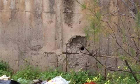 Το σημείο της τελικής πρόβας των τρομοκρατών για την επιχείρηση «Γοργοπόταμος»