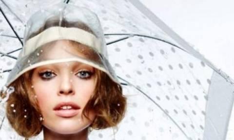 Με αυτά τα beauty tips θα επιβιώσεις τις βροχερές μέρες!