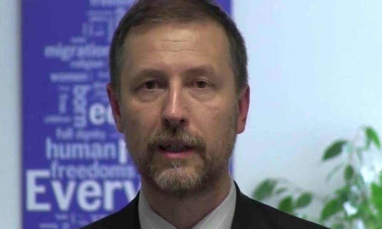 Στην Αθήνα ο εκπρόσωπος του ΟΗΕ για τα ανθρώπινα δικαιώματα