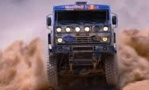 Ρωσία: Ετοιμα το καλοκαίρι τα μη επανδρωμένα φορτηγά παντός καιρού KAMAZ