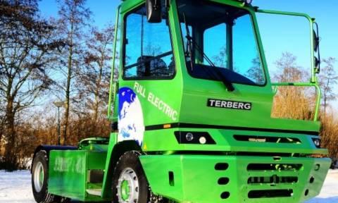 BMW: Το πρώτο ηλεκτρικό φορτηγό 40-τόνων