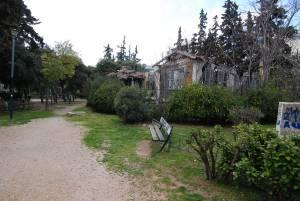 Τι απέγινε το κτήμα Δρακοπούλου στο τέρμα Πατησίων; (photos)