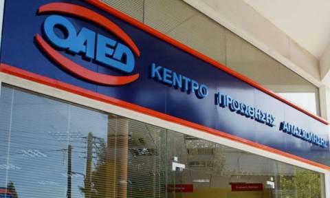 ΟΑΕΔ: Μεταφορά διαθεσίμων ύψους 120 εκατ. ευρώ στην Τράπεζα Ελλάδος