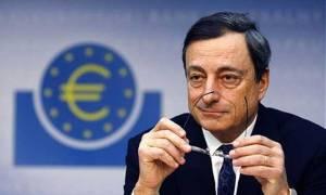 Ντράγκι: Γιατί η ΕΚΤ δεν αγοράζει ελληνικά ομόλογα