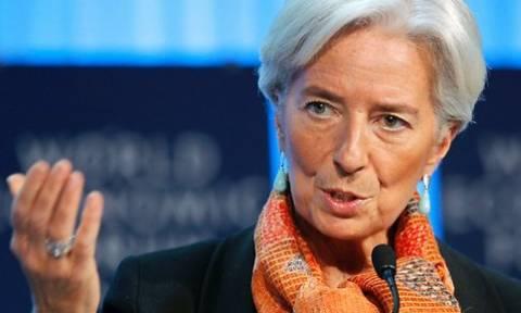 ΔΝΤ: Εποικοδομητική η συζήτηση Τσίπρα-Λαγκάρντ
