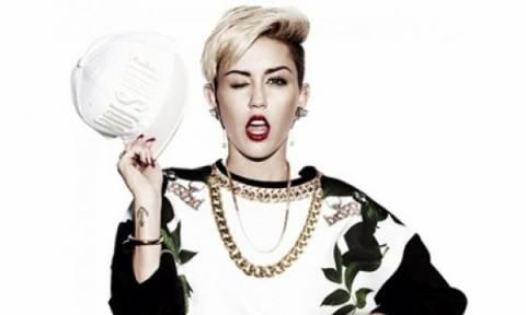 Η Miley Cyrus μας έδωσε την πιο αηδιαστική φωτογραφία ever