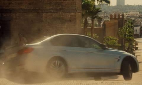 BMW: Ταχύτητα και αδρεναλίνη στο νέο Mission Impossible