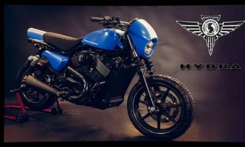 Harley Davidson: Η Ελλάδα στο Battle Of the Kings