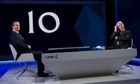 Εκλογές Βρετανία: Ο Ντέιβιντ Κάμερον νικητής της πρώτης τηλεμαχίας