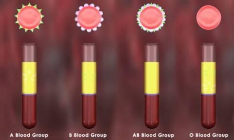 Ποια είναι η «καλύτερη» ομάδα αίματος