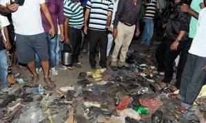 Μπανγκλαντές: Ποδοπατήθηκαν μέχρι θανάτου
