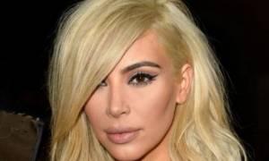 Οι πρώτες φωτογραφίες με την Kim ξανά μελαχρινή