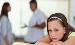 Παιδί και Διαζύγιο: Πώς το διαχειριζόμαστε ανάλογα με την ηλικία του παιδιού!