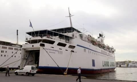 Αναχώρησε από το λιμάνι της Κάσου το «Βιτσέντζος Κορνάρος»