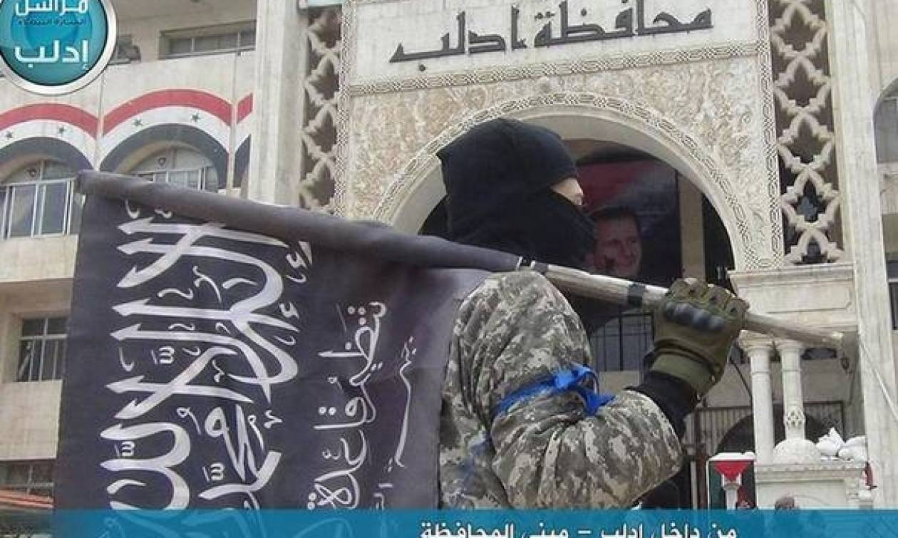 Συρία: Στον έλεγχο της αλ Κάιντα το Ιντλίμπ