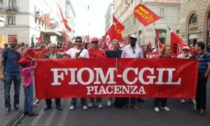Ιταλία: Διαδήλωση εργαζομένων κατά της πολιτικής Ρέντσι