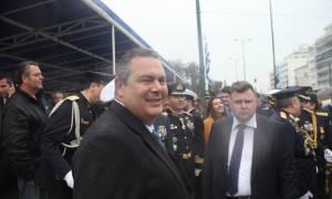 Στο ενδιαφέρον του Ομπάμα για την Ελλάδα εστίασε ο Καμμένος