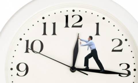 Αλλαγή ώρα: Γυρίζουμε τα ρολόγια μας μία ώρα μπροστά!