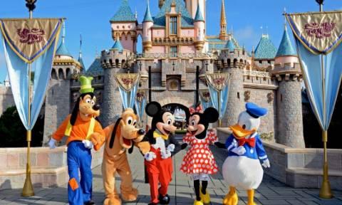 Κατασκευάζοντας τη Disneyland (video)