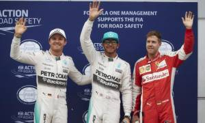 F1 Grand Prix Μαλαισίας: Ο σαραντάρης κος Hamilton