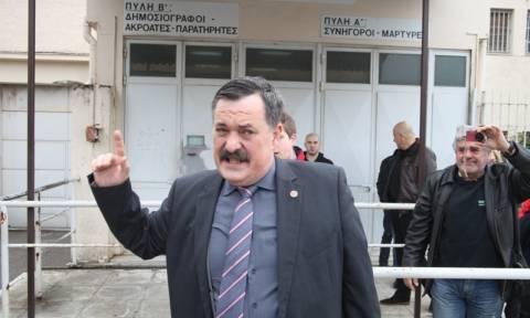Αποφυλακίστηκε ο Χρήστος Παππάς – Παρήλθε το 18μηνο