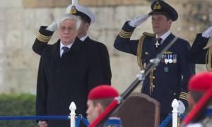 Την Κύπρο επισκέπτεται τη Δευτέρα ο Π. Παυλόπουλος
