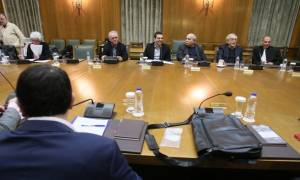 Τσίπρας σε Βαρουφάκη: Σε ανάλογη θέση κάθεται και ο Σόιμπλε