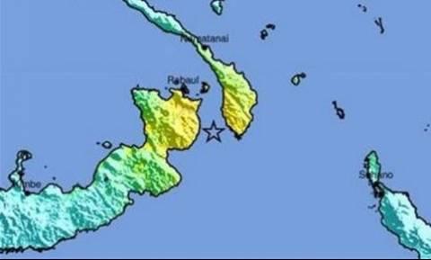 Συναγερμός για τσουνάμι στην Παπούα Νέα Γουινέα