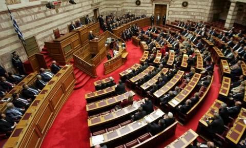 Τα νομοσχέδια που καταθέτει στη βουλή η κυβέρνηση