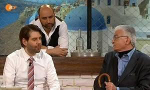 Η τρόικα στην ταβέρνα - Το βίντεο υπέρ της Ελλάδας που όλοι πρέπει να δουν (video)