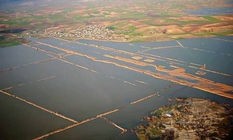 Συναγερμός στις Σέρρες από τις πλημμύρες