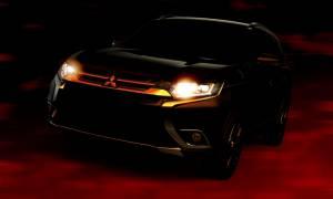 Mitsubishi: Πρεμιέρα για το Outlander ΜΥ2016 στη Νέα Υόρκη