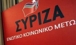 ΣΥΡΙΖΑ:«Το μόνο story που ήταν πετυχημένο για τη ΝΔ ήταν του ρουσφετιού»