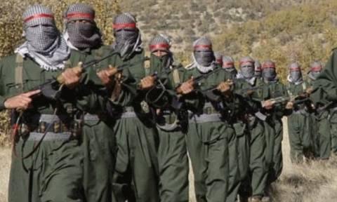 MIT: Το PKK έλαβε αμερικανικά όπλα